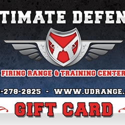 Gift Card-Women's Self Defense Class